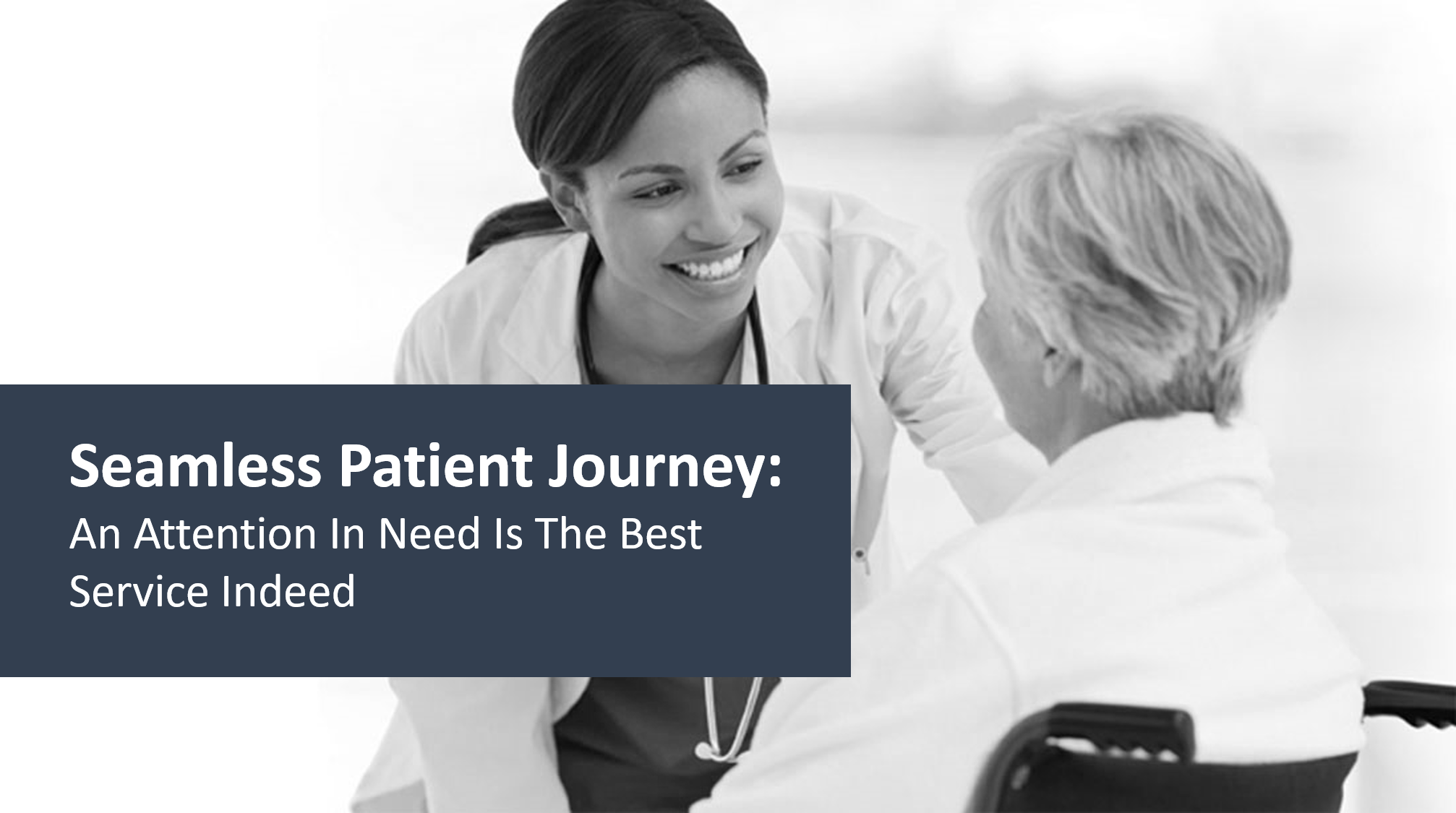 seamless patient journey