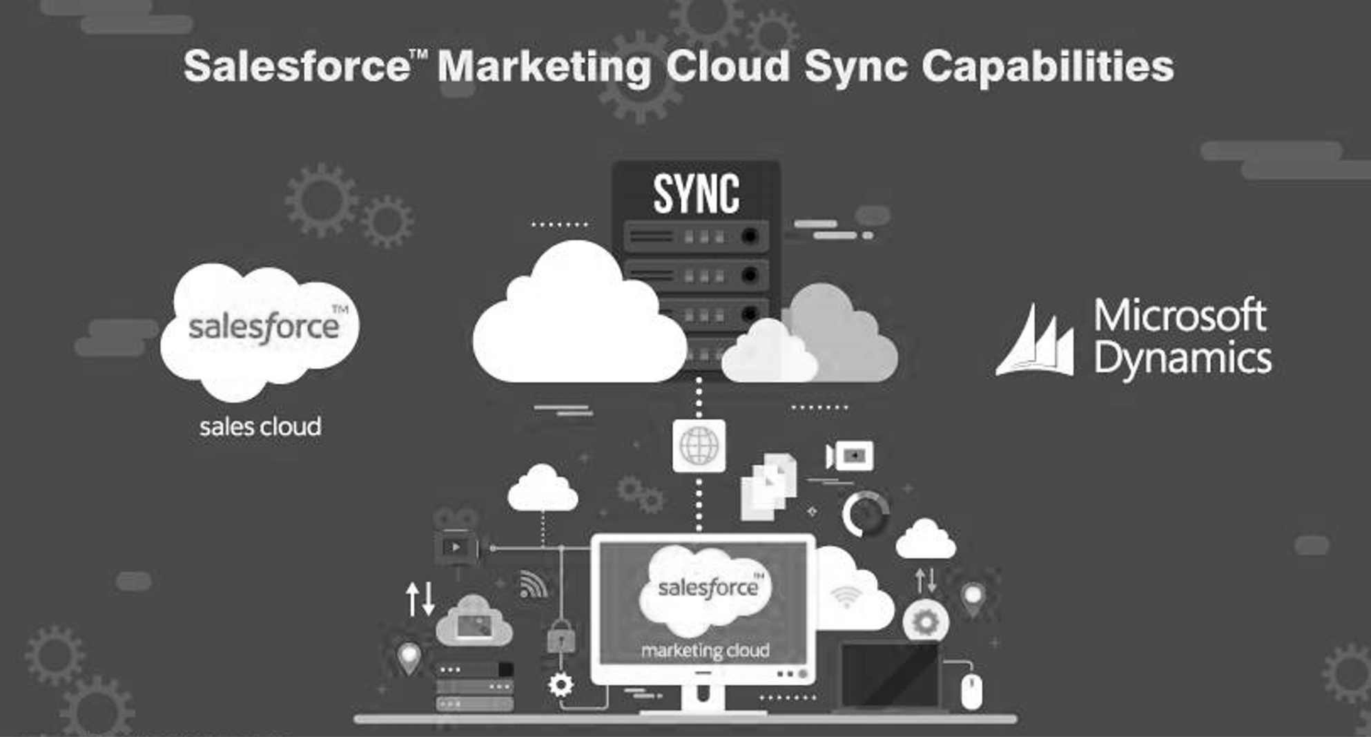 Salesforce Marketing Cloud Connector for Dynamics CRM