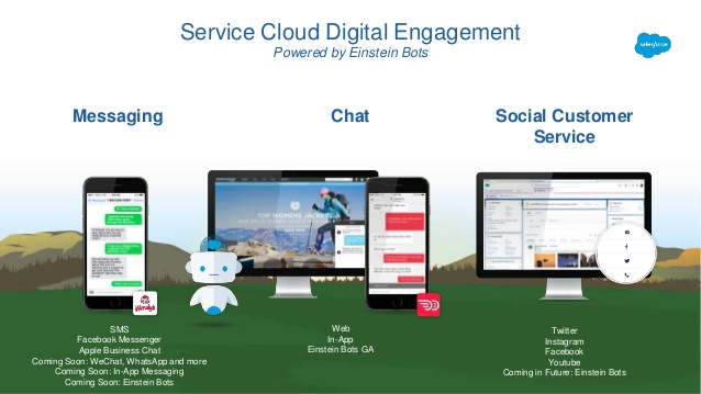 Salesforce Digital Engagement