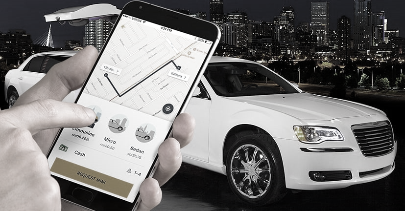 Sales Operations And Support Services: Limousine Booking Portal Automation