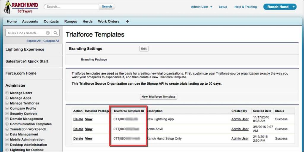 trailforce template